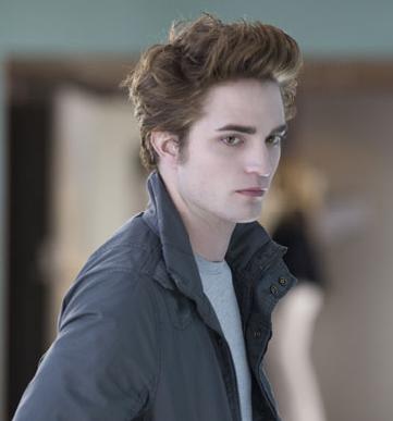 Robert Pattinson Edward Cullen on Personagem De Robert  O Edward Cullen Da Saga Crep  Sculo  Est   Em